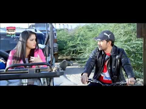 Best Romantic Race Scenes   Nirahua Chalal Sasural 2   Nirahua, Amrapali