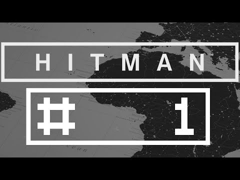 【HITMAN】うるさい狼が暗殺を生業にする #1-2