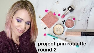 Project Pan Roulette Collab Round 2 Intro! | morerebe