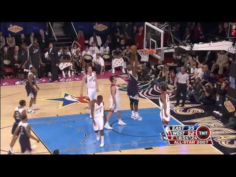 2007 NBA All Star Game Lowlights