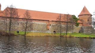 Замок Тракай(06.11.2010. Замок Тракай. Прогулка на яхте с гидом., 2010-11-20T21:37:24.000Z)
