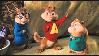 alvin and the chipmunks funky town acapella hq rare