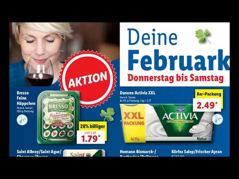 Neuer Prospekt LIDL | Gültig ab montag, 15.10.2018 from YouTube · Duration:  3 minutes 3 seconds