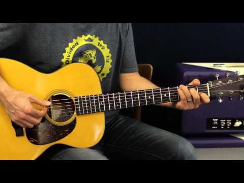 How To Play - Eric Paslay - She Don't Love You - Acoustic Guitar Lesson - Country Song - Chords