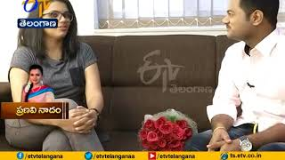 Exclusive Chit Chat with Singer Pranavi | Vijayadasami