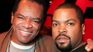 Ice Cube Reacts To John Witherspoon Death