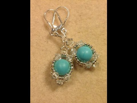 Casual Grace Earring Tutorial