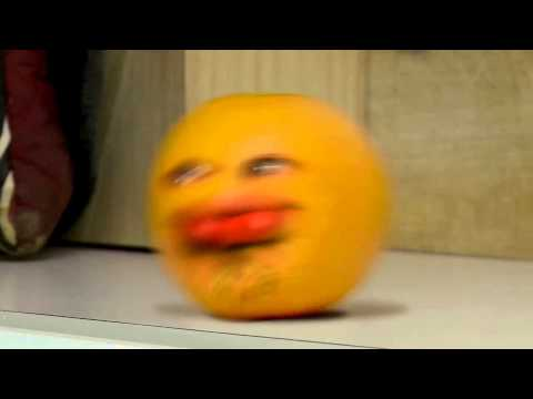Annoying Orange motorboats for 10 minutes