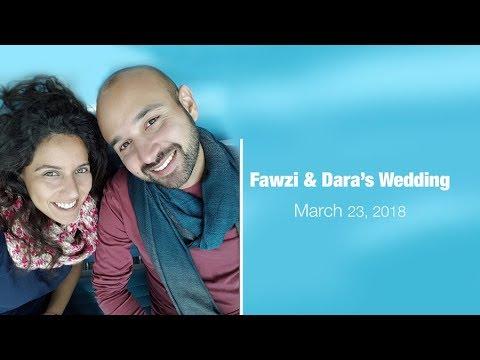 Fawzi & Dara's Wedding