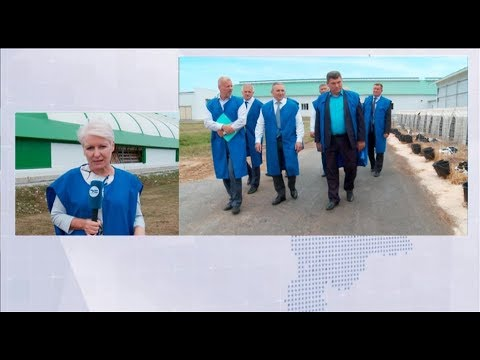 Рабочий визит губернатора в Исетский район