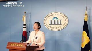 속보   대구 난리   25일 총동원령   대한애국당 인지연 수석대변인   정론관  2019.5.24 thumbnail