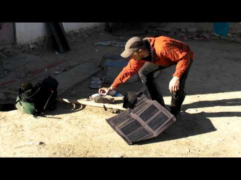 Expedition Solar Charging