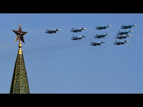 Парад Победы в Москве 24 июня 2020 года. Прямая трансляция
