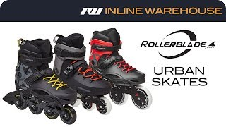 2018 Rollerblade Urban Skate Family Overview