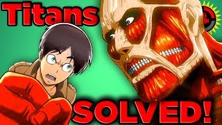 Film Theory: Attack on Titan's Biggest Mystery SOLVED