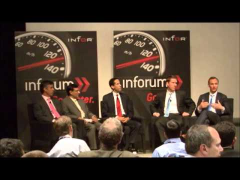 Infor 2012: Executive Q & A with Infor CEO Charles Phillips