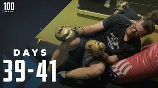 FUNdamentals of Boxing: Days 39-41   100 Days