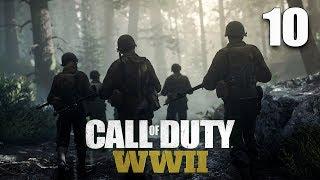 Call of Duty: WWII - Прохождение pt10 - Засада