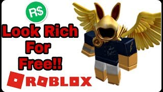Look Rich For Free in Roblox | ROBLOX