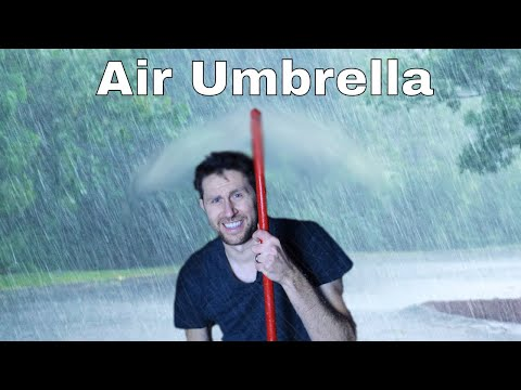 The Invisible Air Umbrella