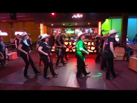ADRENALIZE avec le Groupe Animation COWBOY HAT DANCERS