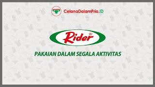 Rider Xtra Cool R792B Celana Dalam Pria Mini Boxer