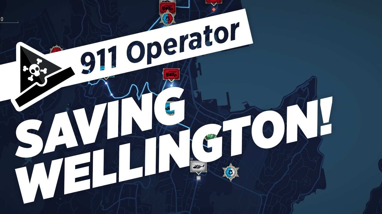 SAVING WELLINGTON - 911 Operator - Game and Let's Play - YouTube