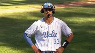 UCLA baseball junior Chase Strumpf reflects on home run in win over OSU, Bruins' powerful offense