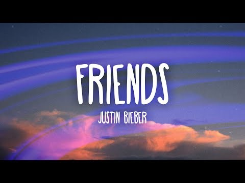 Justin Bieber  Friends Lyrics  Lyric  ft Bloodpop