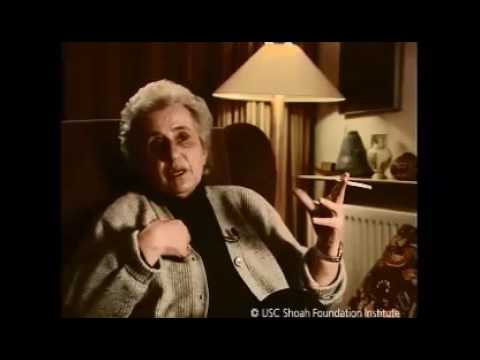 Anita Lasker-Wallfisch on life as a displaced person
