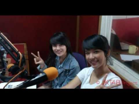 Interview JKT48 [Audio Only] on Urban Radio 106.3 FM Bandung (Full Session) [27.02.2013]