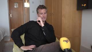 Filip Berg om filminspelning som singel