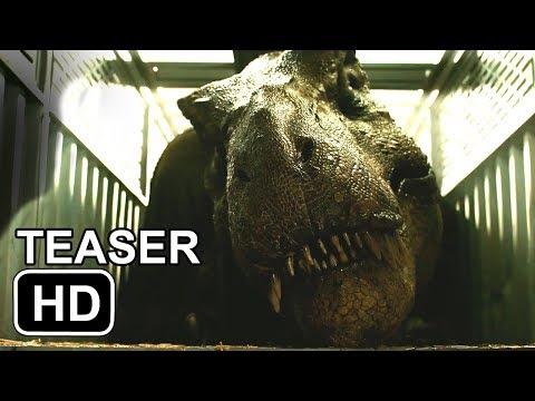 Download Youtube: JURASSIC WORLD 2 Teaser #2