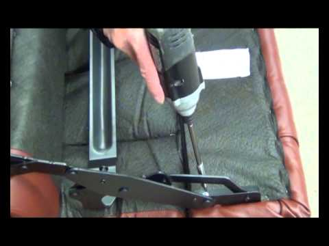 how to remove a mechanism from a best home furnishings recliner youtube. Black Bedroom Furniture Sets. Home Design Ideas