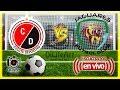 ⚽ Cucuta Deportivo 1 - 1 Jaguares ⭐ 𝗟𝗜𝗚𝗔 𝗔𝗚𝗨𝗜𝗟𝗔 🏆 Fecha 6