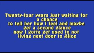 Smokie - Living next door to Alice (Lyrics)