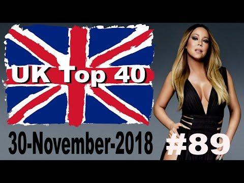 UK Top 40 Singles Chart 30 November , 2018 № 89