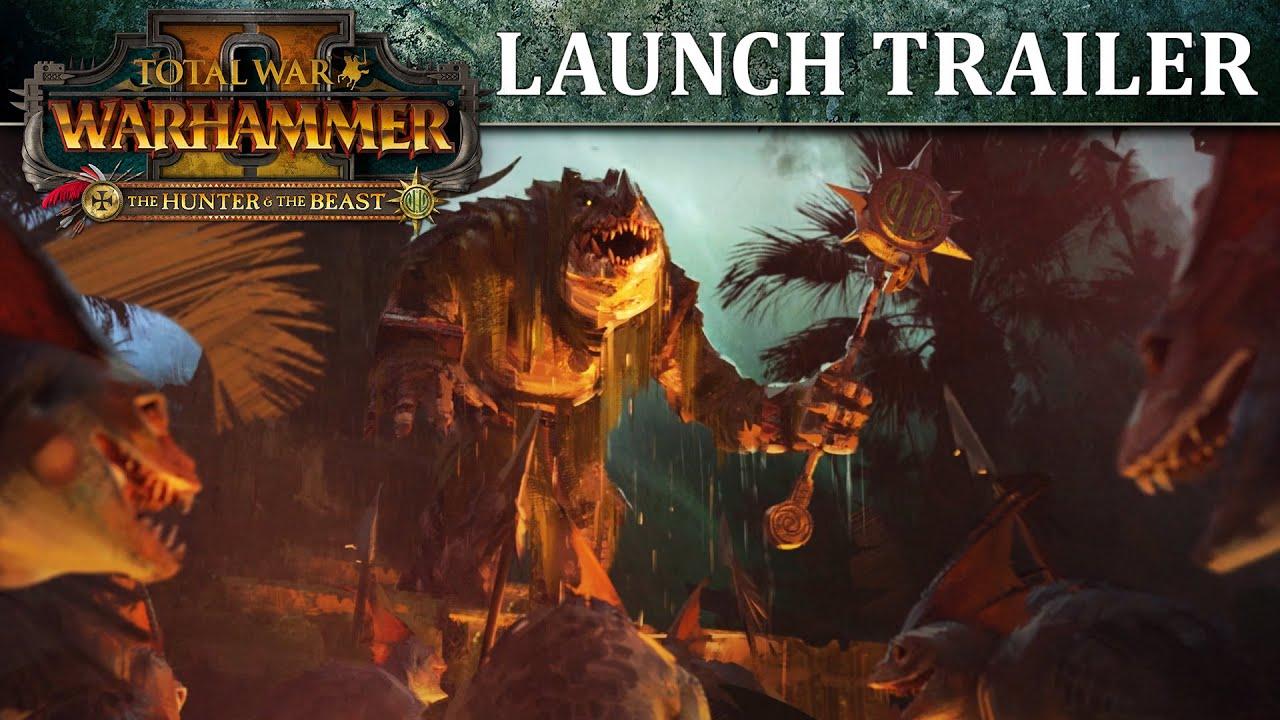 Total War: WARHAMMER 2 - The Hunter & The Beast Release