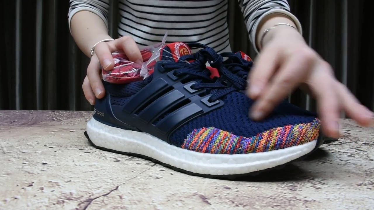 300072a3793 【LIMITED DISCOUNT】Adidas Ultra Boost Chinese New Year Detail Review