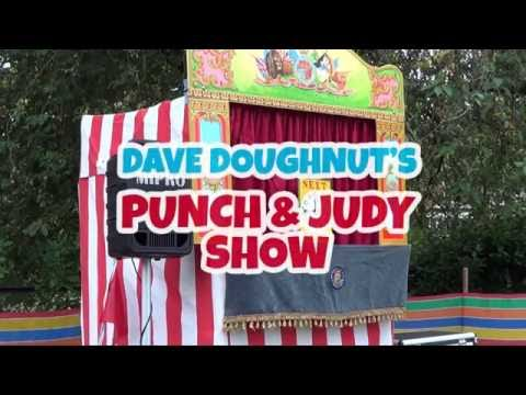 Dave Doughnut's Punch and Judy Show