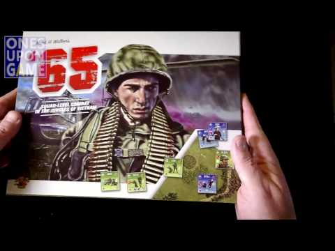 '65: Squad-Level Combat in the Jungles of Vietnam || unboxing