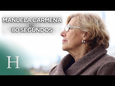 Manuela Carmena en 80 segundos
