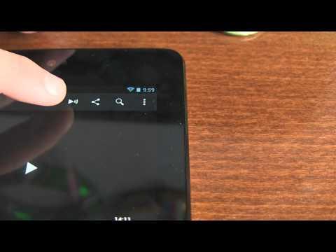 Nexus Q - praktická ukázka použití