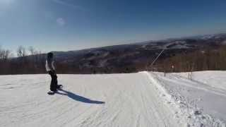 Ski Mont Blanc Québec '15