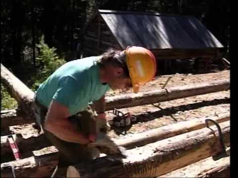USFS -  These Old Cabin Logs - 1996