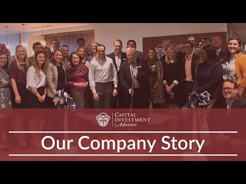 Our Company Story: Capital Investment Advisors