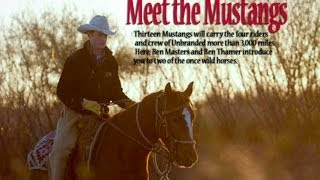 Meet the Mustangs