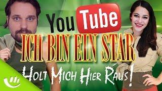 Komm' On - (1/3) Dschungelcamp mit YouTube-Stars