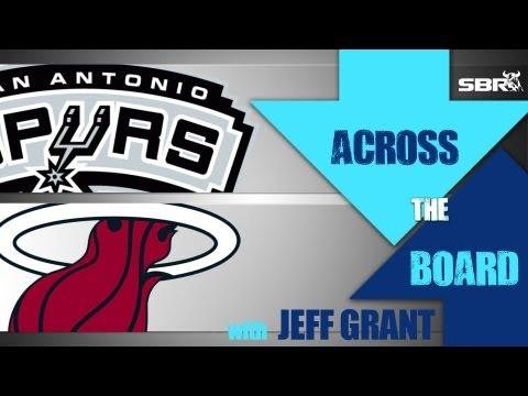 2013 NBA Finals: San Antonio Spurs vs. Miami Heat, Game 6 Picks