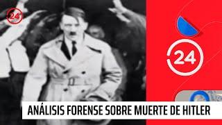 Análisis forense termina con el mito sobre la muerte de Hitler